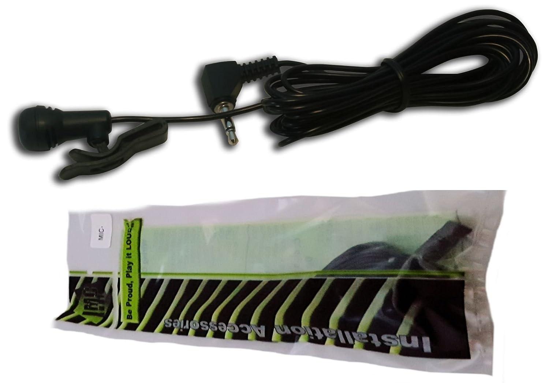 Bluetoothマイクfor JVC kd-x330bts kw-v120bt kd-r97mbs kw-r920bts kd-r975bts kd-r875bts kd-hdr81bt kw-r925bts B01IW8WPJK