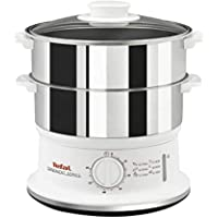 Tefal COS2530738 VC1451 Stainless Steel Convenient Steamer White
