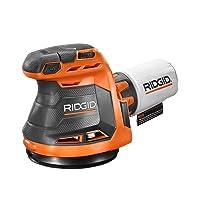 Deals on Ridgid 18-Volt Cordless 5 in. Random Orbit Sander Refurb R8606B