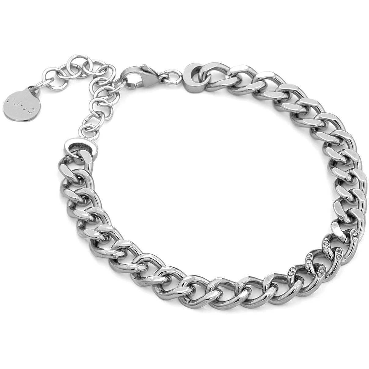 2bbd59962b Women's Bracelet Jewellery Liujo Trendy Cod. lj1056: Amazon.co.uk: Jewellery