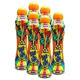 Six Pack 4oz Dab-O-Ink Orange Bingo Dauber