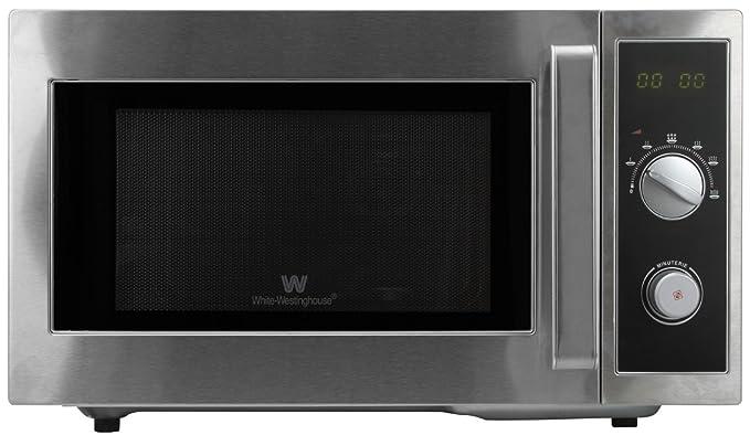 White Westinghouse - Micro Ondes monofonction wwmo 25 MSS - wwmo ...