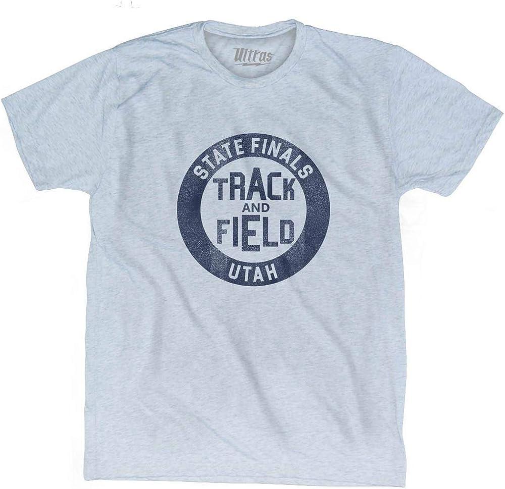 Utah State Finals Track /& Field Adult Tri-Blend T-shirt