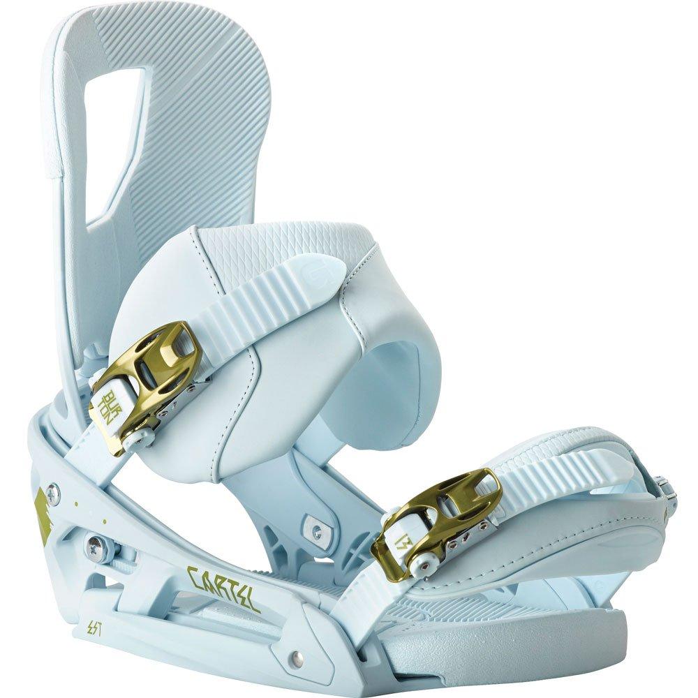 Burton Cartel EST - Fijaciones de snowboard para hombre ...