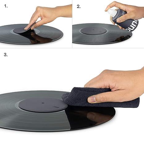 Boundless solución de Limpieza de Discos de Audio - 6.75 oz ...