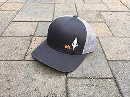 Amazon com: Montana Hunting Hat Broad Head Arrow Black