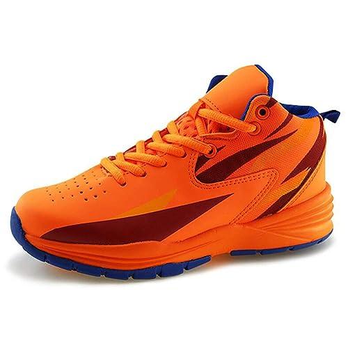 Zapatillas Altas de Baloncesto para niños Zapatillas de Deporte ...