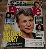People Magazine November 14, 2016 | Jon Bon Jovi – My Untold Story