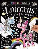 Scratch and Sparkle Unicorns Activity Book