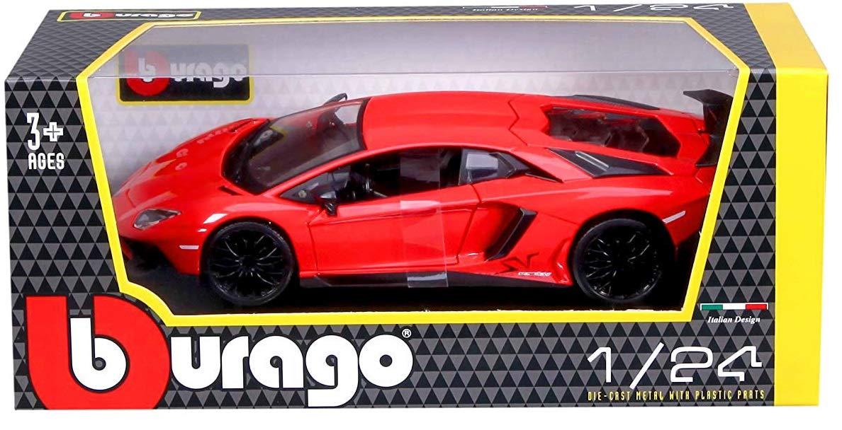 Bburago Modellino Die Cast Colore Arancione 18 21079 Amazon It