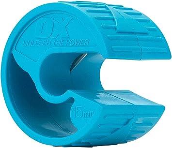 Ox Tools BUEY Pro polyzip plástico OX-P561915 15mm Cortadora de tubos