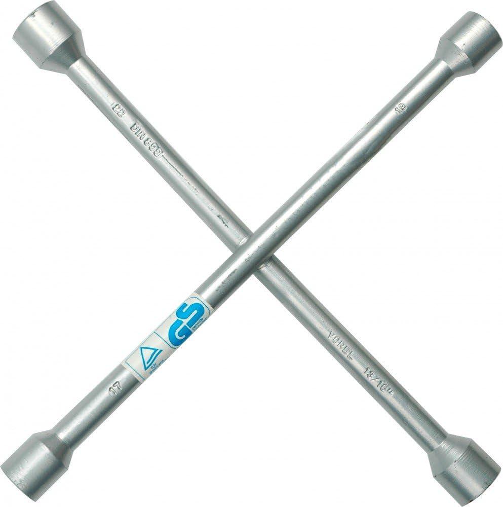Kreuzschlüssel Radschlüssel Radkreuz 17 19 22 13 16 Küche Haushalt