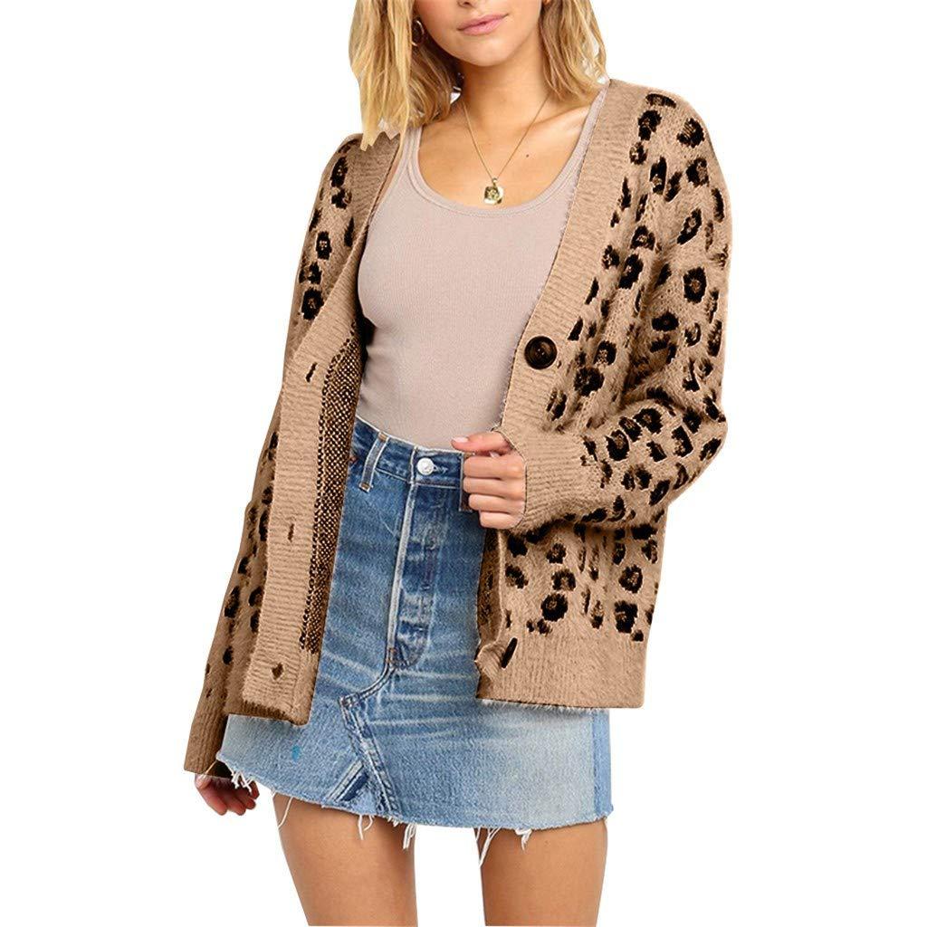 Amazon.com: COM1950s - Jersey de punto para mujer, diseño de ...