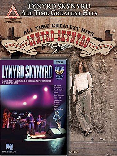 Lynyrd Skynyrd Guitar Pack: Includes Lynyrd Skynyrd Signature Licks Book/CD and Lynyrd Skynyrd Guitar Play-Along DVD