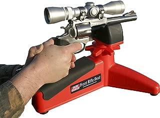 product image for MTM Case-Gard Front Rifle Rest & Handgun Pistol Rest, Red