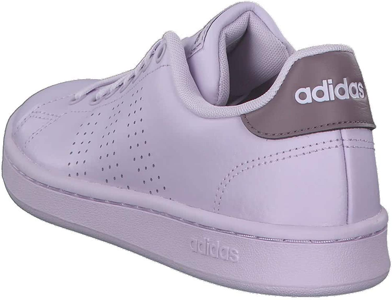 Adidas Advantage, Chaussures De Fitness Femme Purple Tint Legacy