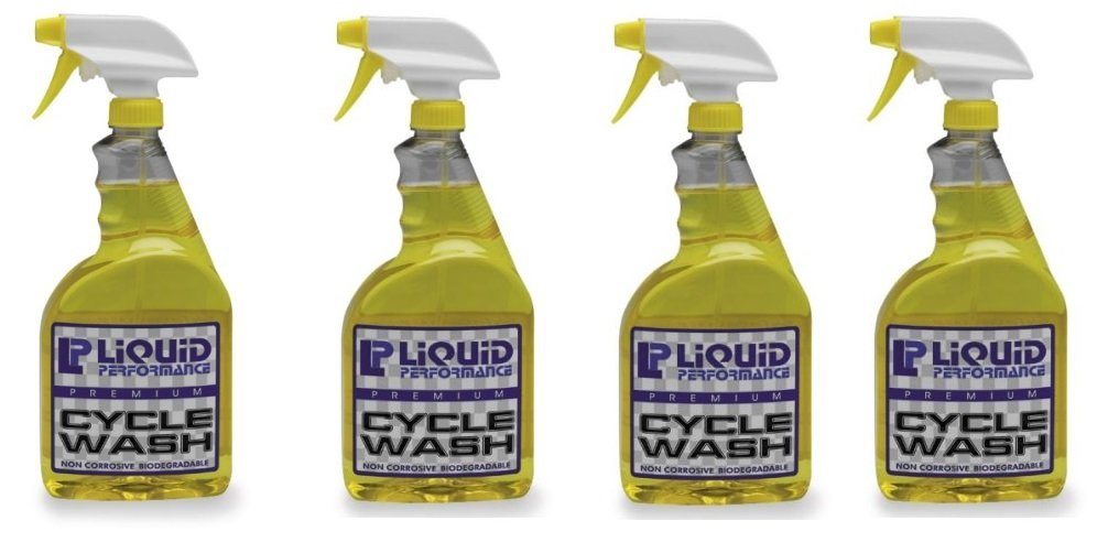 Liquid Performance Racing Premium Cycle Wash - 32oz. 4 (4)