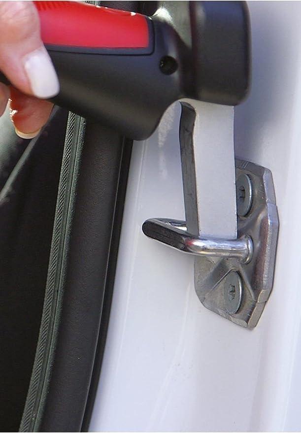Barre dappui portable pour voiture avec poign/ée de voiture pour la mobilit/é des personnes /âg/ées debout avec lampe torche int/égr/ée