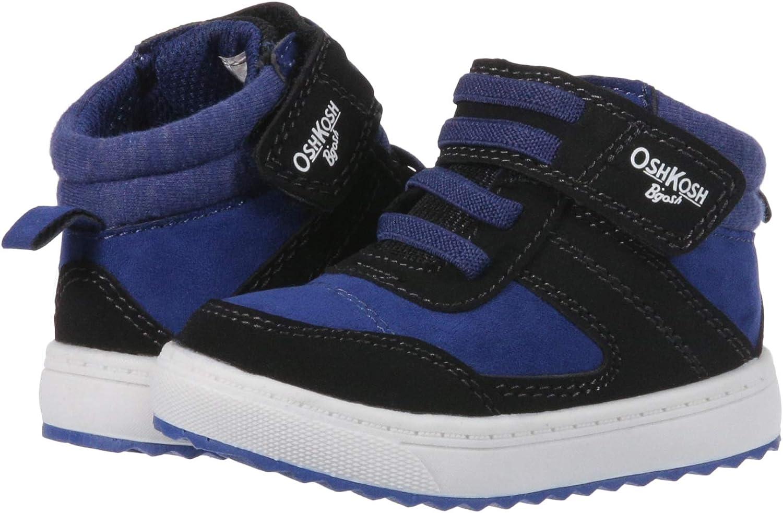 OshKosh B/'gosh Toddler Boy/'s Ekon Blue High Top Sneakers Shoes