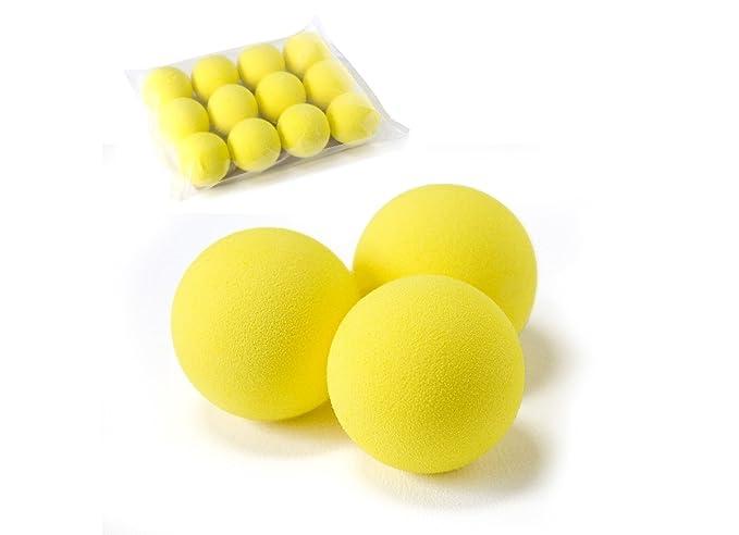 PGA Tour LC/0032BL - Pack de 12 pelotas de golf de gomaespuma de ...