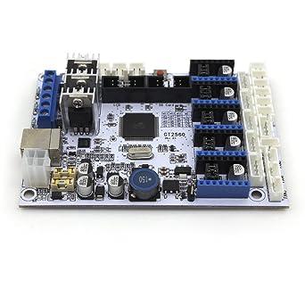 BIQU GT2560 controlador Junta para 3d impresora: Amazon.es ...
