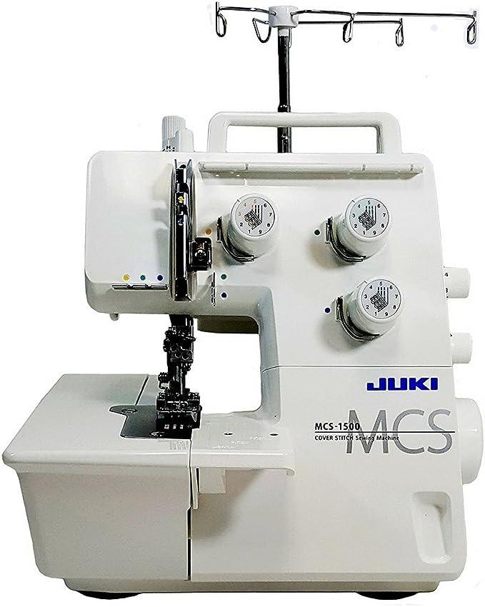 Juki MCS-1500 - Máquina de punto de cubierta y cadena: Amazon.es ...