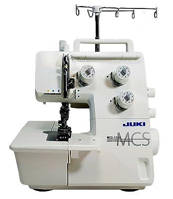 Juki MCS-1500 Cover Stitch Machine
