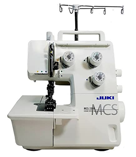 Juki MCS-1500 Cover Stitch Machine Review