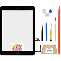 JPUNG Touch Screen Replacement for iPad 6 6th Gen Digitizer 2018 9.7', Only for iPad 6th…