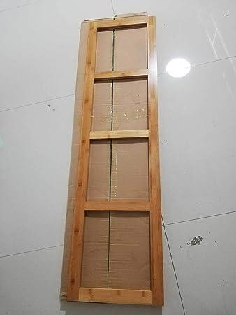 ALMD Una escalera más larga contra la pared toallas,bambú,toallas más gruesas,un dormitorio,tendedero. 150 * 48 * 2cm/Trapeador de toallas: Amazon.es: Bricolaje y herramientas