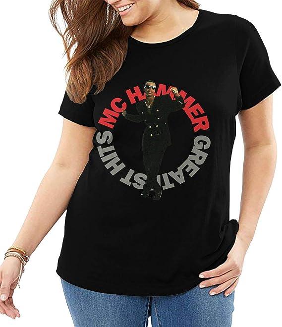 John J Littlejohn Mc Hammer Greatest Hits para mujer camiseta ...