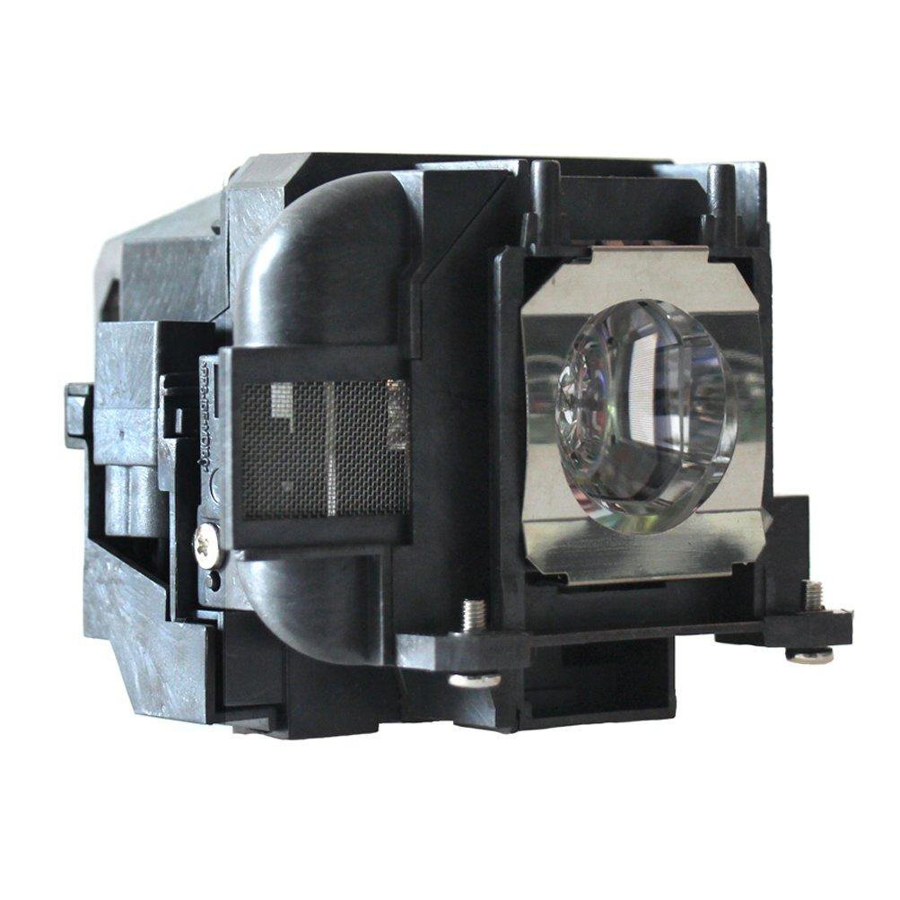 litance Proyector Lámpara de repuesto elplp88, V13H010L88 para ...