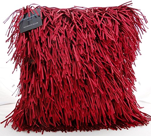 Set Of Two 2 Cynthia Rowley Pure Intrigue Satin Fringe