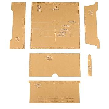 Wal front Handbag - Plantilla de Piel acrílica con patrón de ...