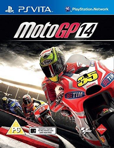 MotoGP 14 (PS Vita) (UK Import) (UK Account required for online content) by PSVITA by PSVITA