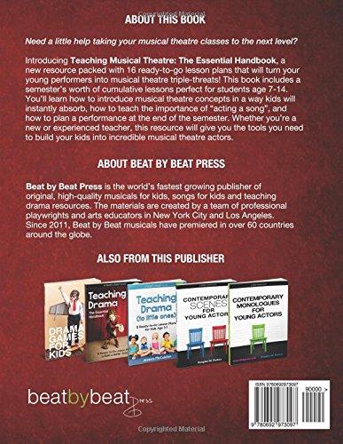 Amazon Teaching Musical Theatre The Essential Handbook 16