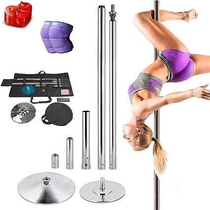 DSYYF Kit Profesional de Bastones de Baile, Bastones de Spinning y ...