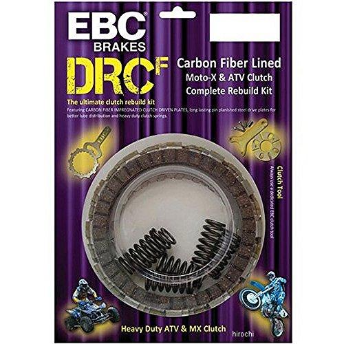 イービーシー DRCF クラッチキット 94年-07年 CR250R カーボン 26-9079 DRCF79 EBC   B01MSNE094