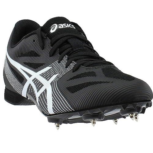 ASICS Men's Hyper MD 6 Track and Field Shoe (12 M US, Black