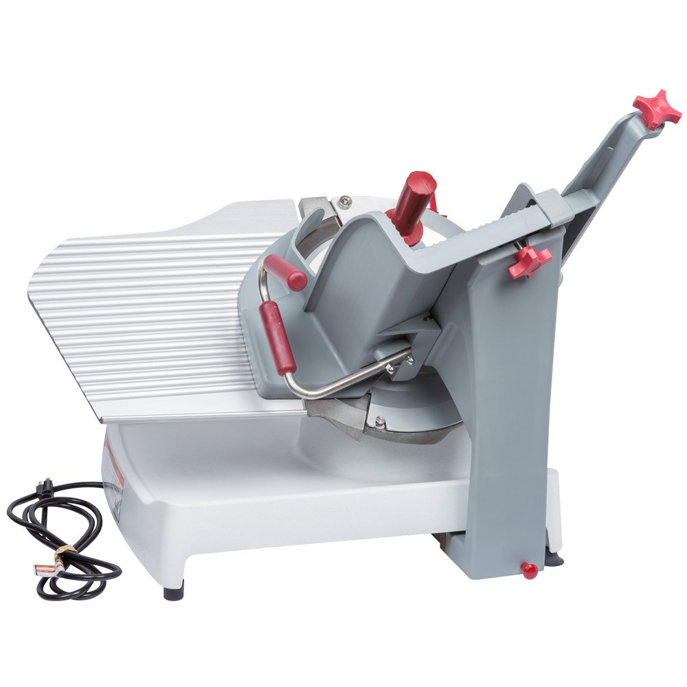 Berkel X13AE-PLUS Table Mounted Automatic Gravity Feed Food Slicer