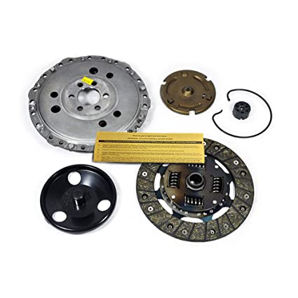 Amazon.com: EFT HD CLUTCH KIT 3/94-99 VW GOLF / JETTA 2.0L 4CYL GL GLS GLX GTI TREK: Automotive
