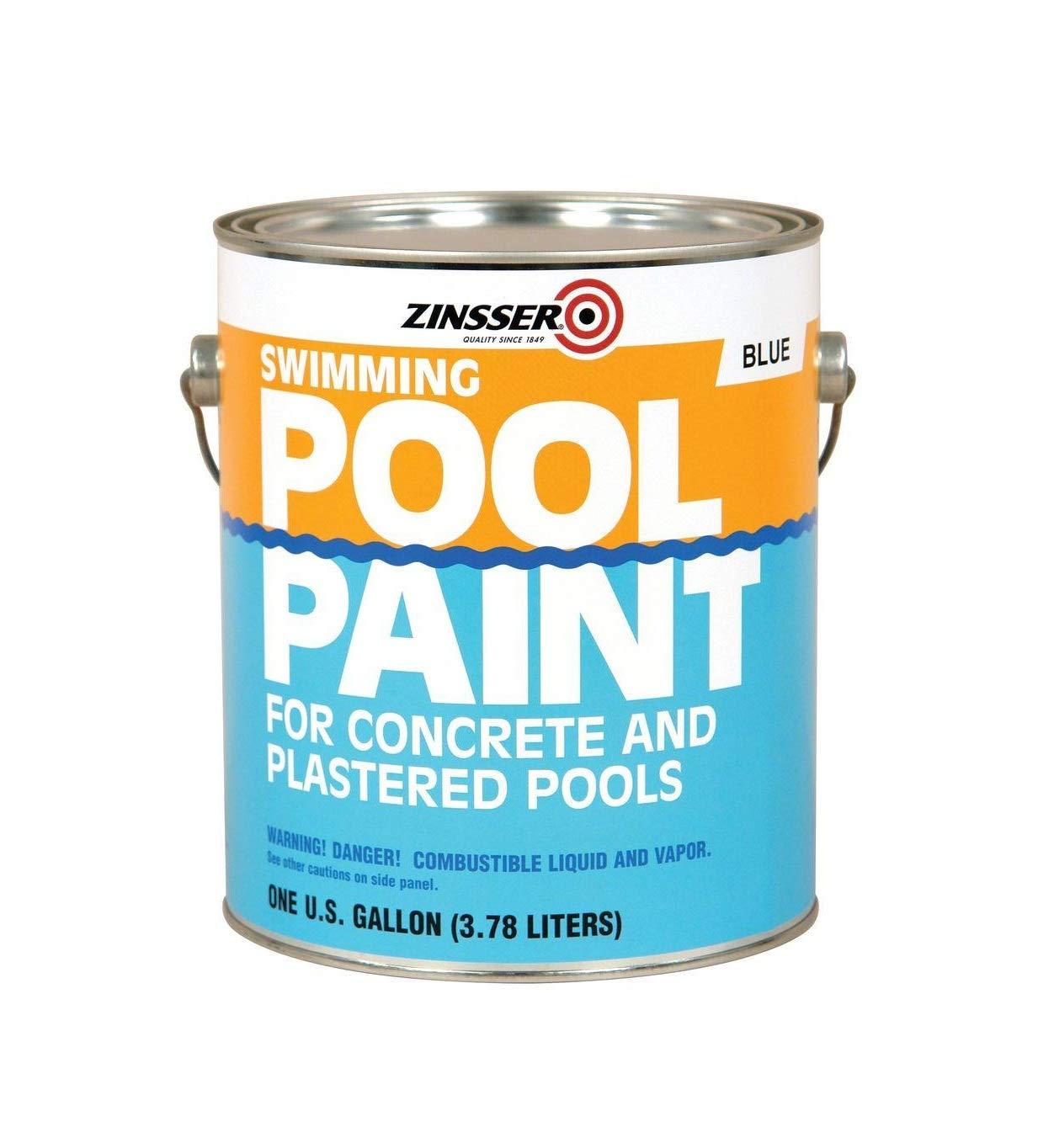 Zinsser  260539 Pool Paint, Blue by Zinsser