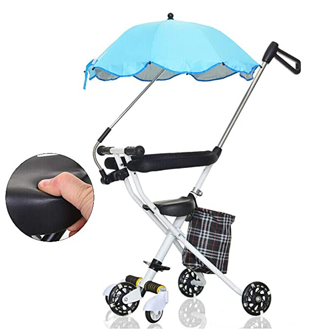 Amazon.com: RUMIAO Lightweight Stroller Slip Baby Car Upgrade Soft ...