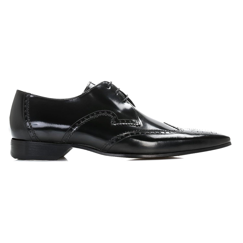 Jeffery West Escobar Brogue College Black-UK 7: Amazon.co.uk: Shoes & Bags
