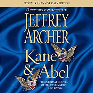 Kane and Abel Audiobook