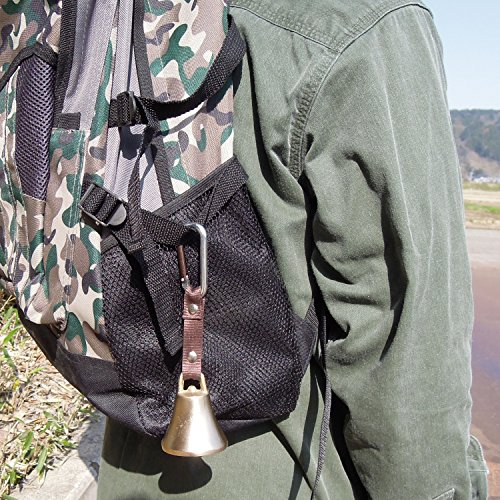 Bear Bell Large with Carabiner