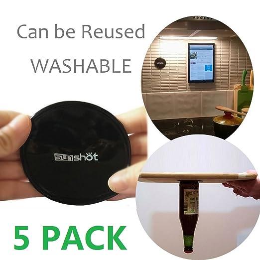 21 opinioni per Premium fissare Pads cella SunShot [5 PACK], Sticky pad antiscivolo GEL- può