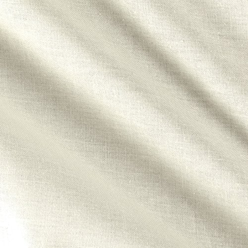Richland Textiles Cotton Broadcloth Fabric by The Yard, Natural -