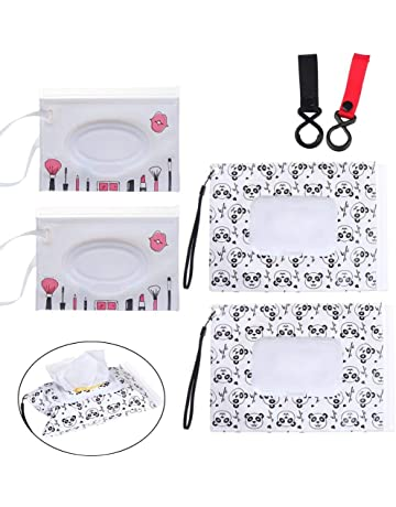 Useful Wet Tissue Paper Case Care Baby Wipes Napkin Storage Box Holder Container