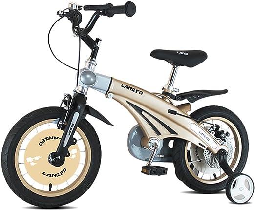 XQ- Niño Bicicleta 12 Pulgadas Aleación De Magnesio Modelos ...